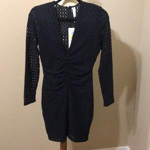 NWT!!! Bec & Bridge little black midi dress